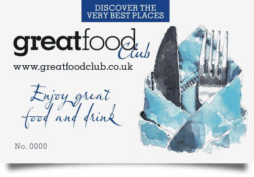 Great Food Club Membership