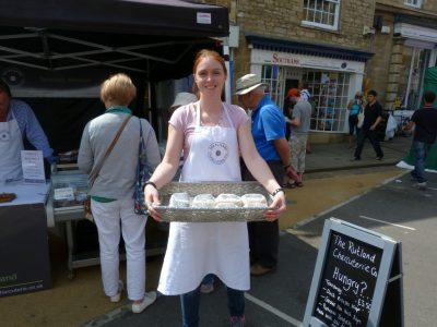 Rutland Charcuterie will be back at the festival this year.