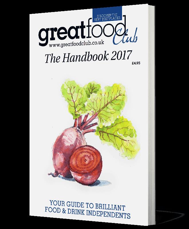 Great Food Club Handbook