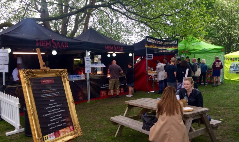 Nottingham Castle Food And Drink Festival