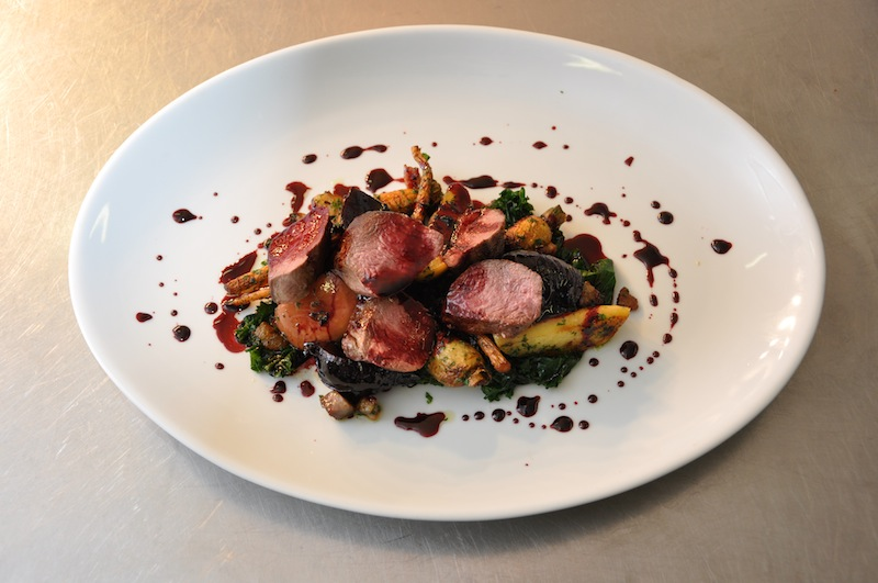 Recipe: venison with beetroot & parsnips | Great Food Club