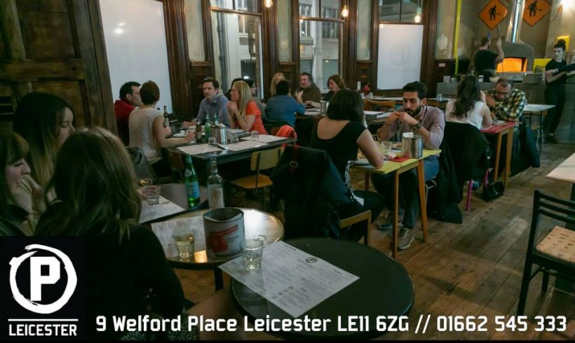 Peter Pizzeria Creates A Stir In Leicester Great Food Club