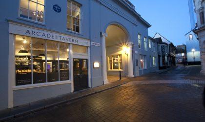 Arcade Tavern Ipswich Street Food