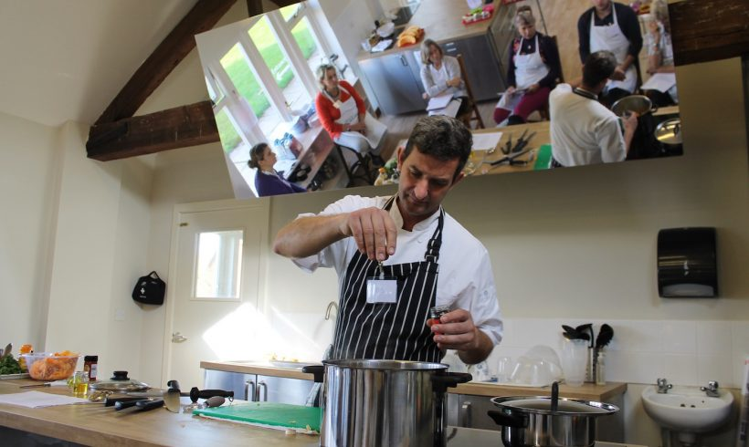 A day at Manor Farm Cookery School in Branston, Leicestershire | Great Food Club