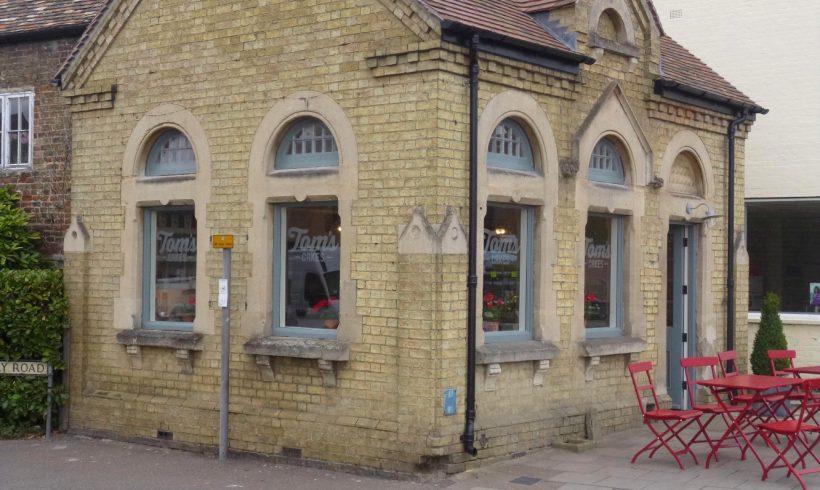 Cake Shop St Ives Cambridgeshire