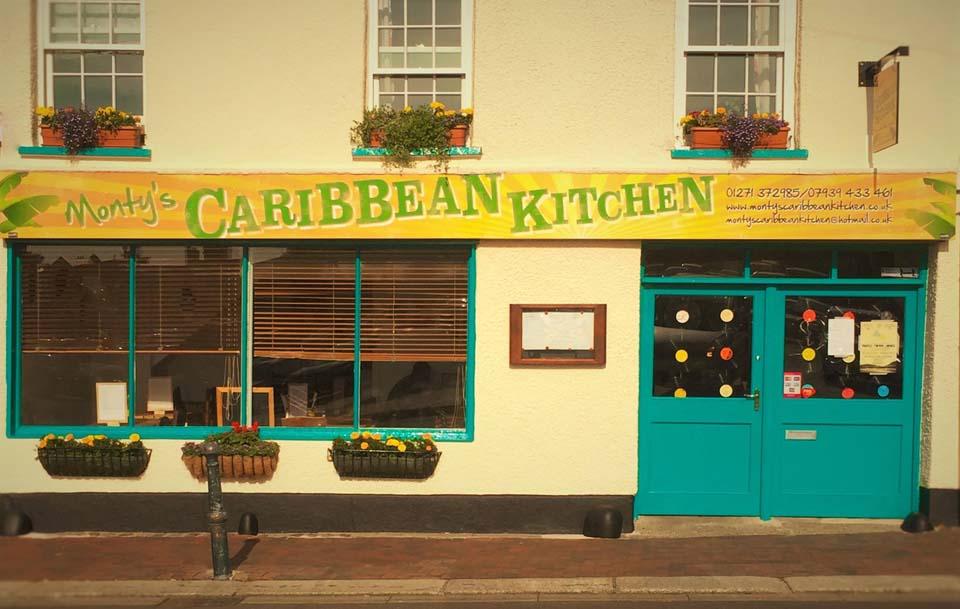 Monty S Caribbean Kitchen Restaurant