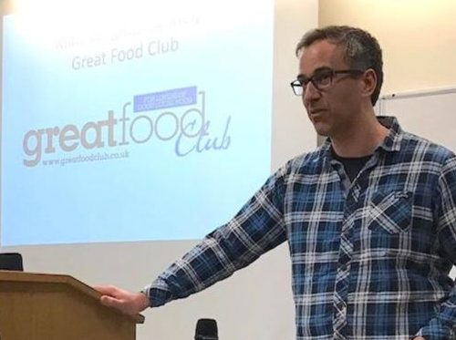 Nottingham Chef Stars In Secret Millionaire Great Food Club