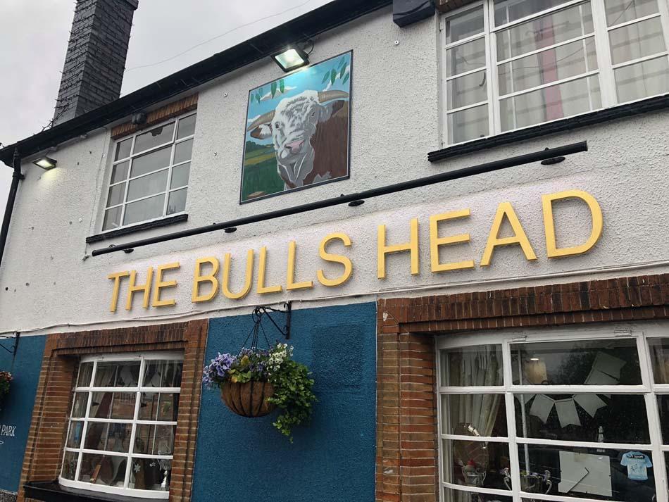 Bull's Head Cosby
