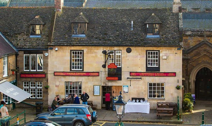 The Vaults Of Uppingham Great Food Club
