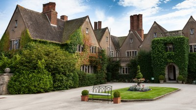 Mallory Court hotel exterior