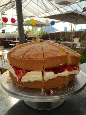 Langton Greenhouse Cafe
