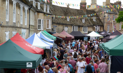 The Big Derbyshire Food Festival