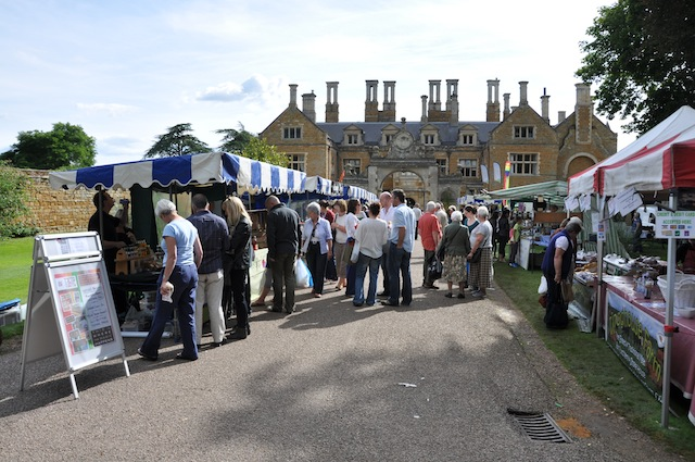 holdenby house food show