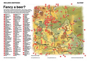 Brew map